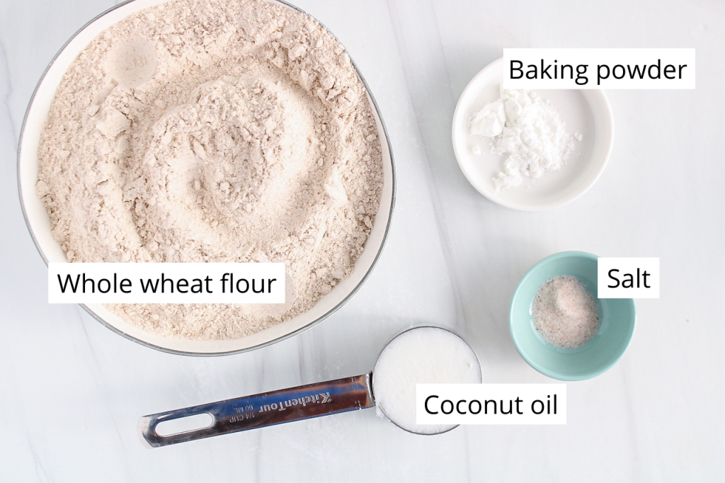 Showing are the ingredient needed to make this recipe.